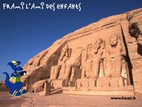 Fond d'écran Frami en Egypte